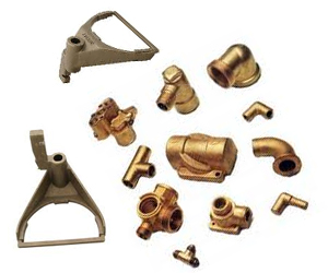 Copper Based Alloy Casting